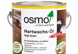 Osmo Hardwax Olie 3040 Olie Wit Transparant 2,5 L