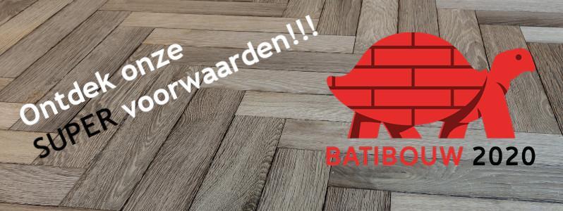Verlenging Batibouw actie Parky 2020 t.e.m. 31/05/2020