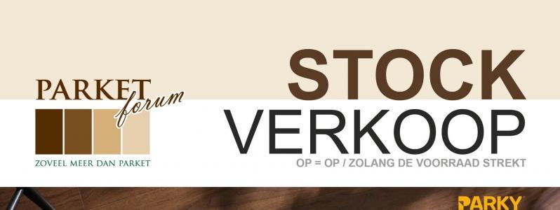 Stockverkoop Parky